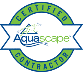 Shaylors Ponds and Patios is certified in pond installation and maintenance by Aquascape
