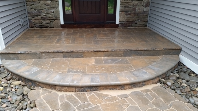 Shaylor's Ponds and Patios designs and installs quality hardscapes in Williamsport, PA