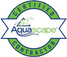 Shaylor's Ponds and Patios of Williamsport, PA is certified by Aquascape
