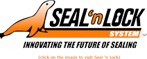 Shaylor's Ponds and Patios of Williamsport, PA is certified by Seal 'n Lock