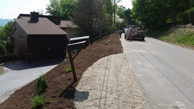 Shaylor's Ponds and Patios offers a variety of high quality mulches to improve aesthetic appeal and protect your plants in Williamsport, PA