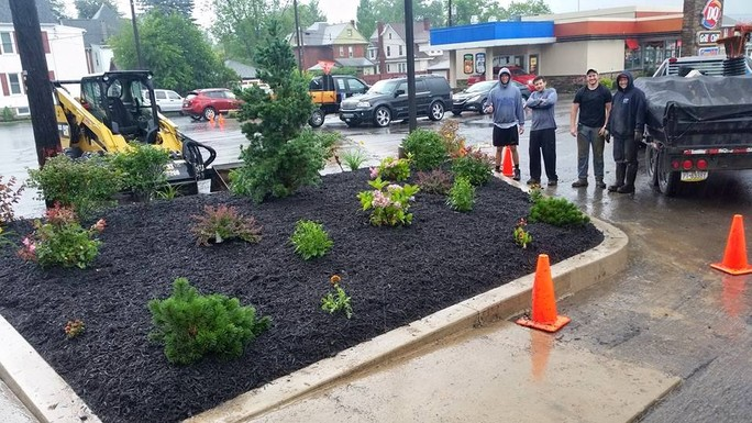 Shaylor's Ponds and Patios offers year round landscape maintenance services in Lewisburg, PA